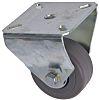 Tente Fixed Castor Wheel, 55kg Load Capacity, 50mm