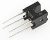 Kodenshi Gabel-Lichtschranke SG211, Phototransistor Ausgang, Durchsteckmontage, 4 Pin