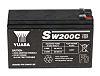 Yuasa SW200 Lead Acid Battery - 12V, 6.5Ah