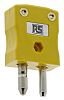 RS PRO BS Thermocouple Connector for use with
