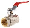 Sferaco Brass High Pressure Ball Valve 3/4 in