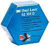 3M SJ355D, Dual Lock™ Black Hook & Loop