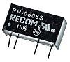Recom RP 1W Isolated DC-DC Converter Through Hole,