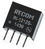 Recom RI 2W Isolated DC-DC Converter Through Hole,