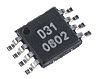 Texas Instruments DAC8531E/250, Serial DAC, 93ksps, 8-Pin MSOP
