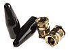 Prysmian A1/A2 20 Brass M20 Cable Gland Kit