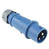 MENNEKES, AM-TOP IP44 Blue Cable Mount 3P Industrial