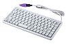 Cherry Wired Grey USB Compact Keyboard, QWERTZ