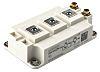 Semikron SKM200GB126D Dual Half Bridge IGBT Module, 260 A 1200 V, 7-Pin SEMITRANS3, Panel Mount