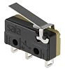 Hinge Lever Microswitch, 5 A @ 250 V