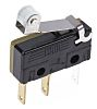 Roller Lever Microswitch, 5 A @ 250 V