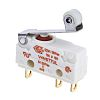 SPDT-NO/NC Roller Lever Microswitch, 5 A @ 250