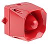 Asserta Midi Red 32 Tone Electronic Sounder 115/230V
