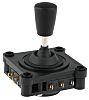 APEM, 2 Way Joystick Switch Conical, Momentary, IP65