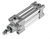 RS PRO Pneumatic Profile Cylinder 40mm Bore, 50mm