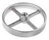 Baumer Encoder Wheel Circumference 50cm, 10mm Wheel Bore