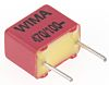 WIMA 470pF Polypropylene Capacitor PP 63 V ac,