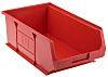RS PRO PP Storage Bin Storage Bin, 130mm