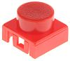 Red Tactile Switch Cap for use with KSA