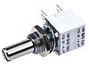 Vishay 2 Gang Rotary Cermet Potentiometer with an