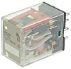 Omron, 120V ac Coil Non-Latching Relay DPDT, 10A