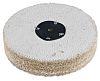 RS PRO Polishing Wheel, 8in Diameter