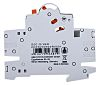 ABB Auxiliary Contact - NO/NC, 2 Contact, Side