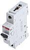 ABB System M Pro 10A MCB Mini Circuit Breaker1P Curve B, Breaking Capacity 6 kA