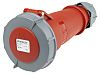 MENNEKES, AM-TOP IP67 Red Cable Mount 5P Industrial