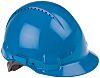 3M PELTOR G3000 Adjustable Blue Hard Hat, Ventilated