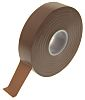 Advance Tapes AT7 Brown PVC Electrical Tape, 19mm x 33m