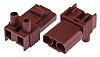 RS PRO Non-Fused Terminal Block, 2 Way/Pole, Screw