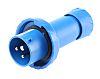 Merlin Gerin, PratiKa IP67 Blue Cable Mount 2P+E