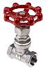 RS PRO Stainless Steel Globe Valve, 1/2 in