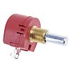 TE Connectivity 1 Gang Rotary Wirewound Potentiometer with