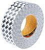 3M 9086 Translucent Double Sided Paper Tape, 50mm