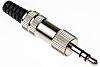 Lumberg 3.5 mm Cable Mount Stereo Jack Plug,