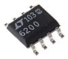 LT6200CS8#PBF Analog Devices, Op Amp, RRIO, 145MHz, 3
