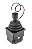 APEM, 1 Way Potentiometer Joystick Knob, Potentiometric, IP65