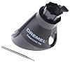 Dremel 2 piece Grout Removal Bit, for use