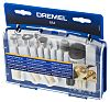 Dremel 20 piece Cleaning and Polishing Set, for