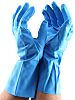 BM Polyco, Blue Work Gloves, Size 10