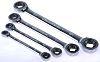 Gear Wrench 4 Piece Metal Spanner Set