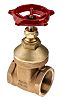 RS PRO Gate Valve, 2in
