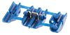 RS PRO Tap Splice Connector, Blue, Insulated 18