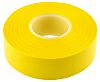 Advance Tapes AT7 Yellow PVC Electrical Tape, 19mm