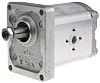 Bomba de engranajes hidráulica Bosch Rexroth 0510725112, 22.5cm³