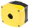 Allen Bradley Yellow Plastic 800F Push Button Enclosure