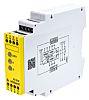 Wieland biztonsági relé, 2 csatornás, 24 V AC/DC, 1 segédérintkező, biztonsági é.: 2, SNZ 4052 sorozat