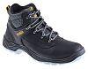DeWALT Laser Black Steel Toe Capped Mens Safety Boots, UK 11, EU 45